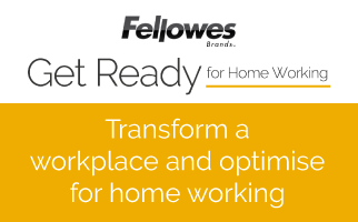 Transform a home workplace with Fellowes