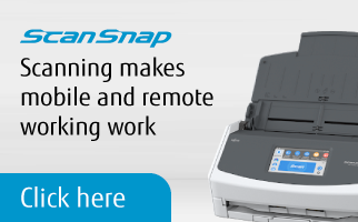 Remote working with ScanSnap