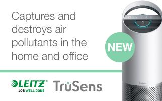 TruSens Air Purifiers from Leitz