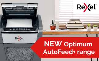 New Optimum range from Rexel
